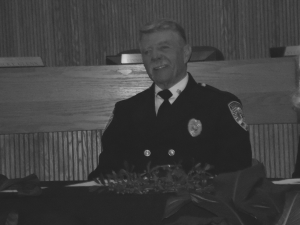 Retired Chief, Byron Graham, Photo By: BladenOnline.com