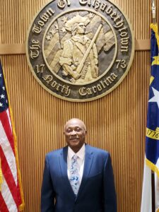 Picture of Council Member Herman Lewis