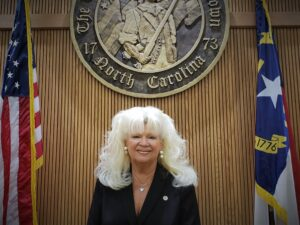 Picture of Mayor Sylvia Campbell